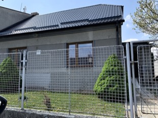 Rodinný dom pri Prostějove
