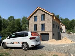 Rodinný dom pri Prahe